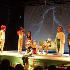 Sommertheater in der Platanus Schule