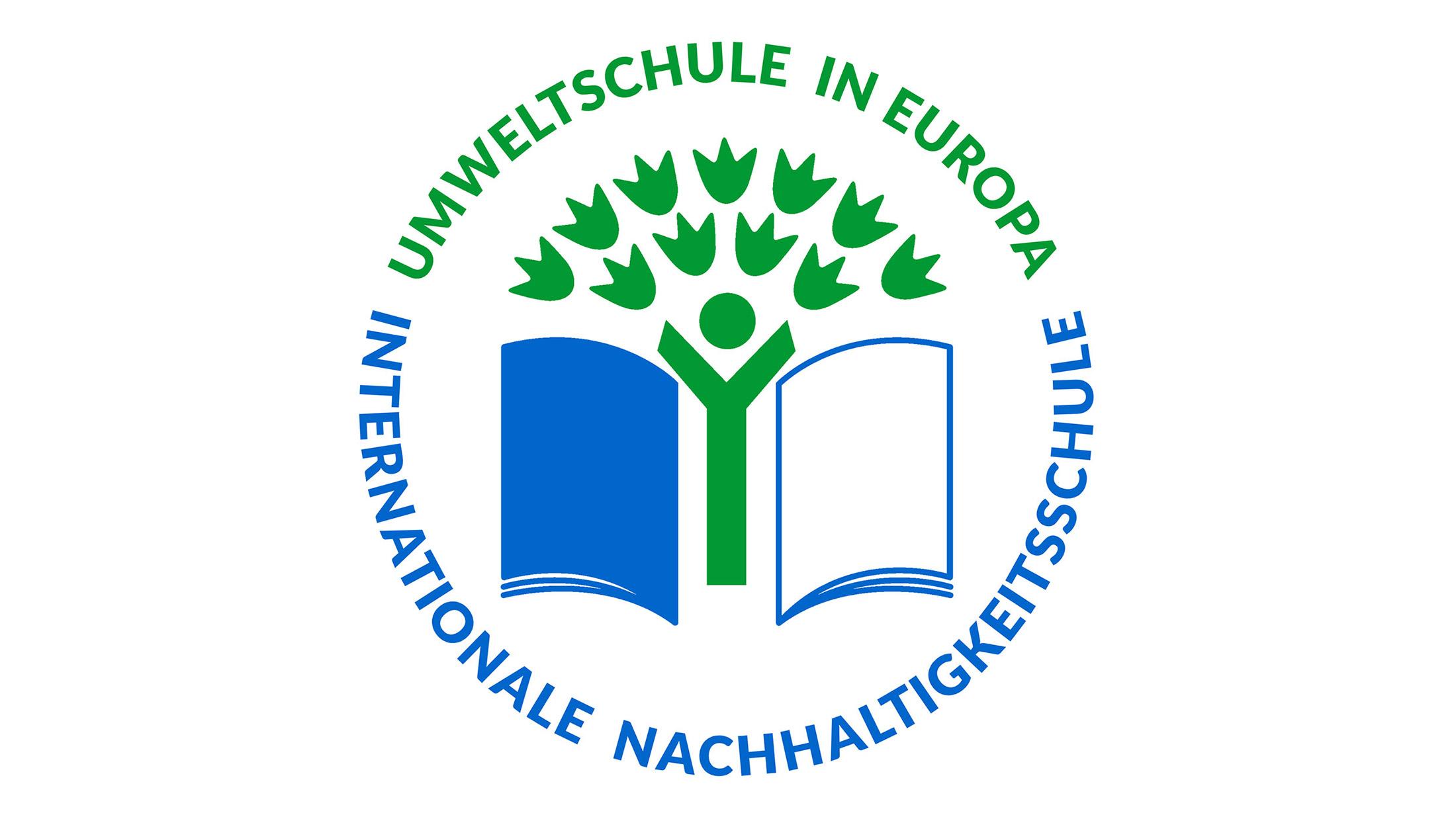 Logo umweltschule europa